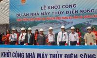 Hà Giang: Khởi công nhà máy thủy điện gần 1.900 tỉ đồng