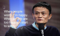 Vì sao Jack Ma không lo lắng khi Trung Quốc đình trệ?