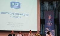 Chủ tịch REE: Năm nay chưa có kế hoạch nới room