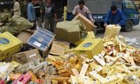 Buôn lậu thuốc lá gây thất thu 8.000 tỉ đồng mỗi năm