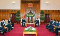 Thủ tướng đề nghị Đan Mạch tiếp tục duy trì ODA cho Việt Nam