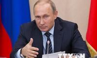 Tổng thống Nga Putin đạt mức tín nhiệm công việc cao kỷ lục