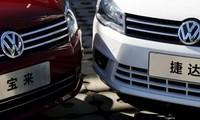 VW thu hồi gần 2.000 xe tại Trung Quốc do gian lận khí thải