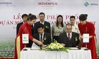 STDA trực tiếp phân phối các sản phẩm nghỉ dưỡng Movenpick Cam Ranh Resort
