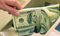 Ngân hàng Nhà nước chưa phải bán ra một USD nào