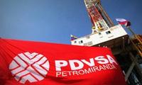 Hãng dầu lửa khổng lồ của Venezuela cảnh báo vỡ nợ