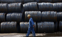 EU điều tra chống phá giá đối với thép nhập khẩu từ Trung Quốc