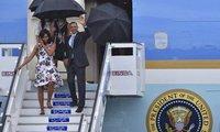 Tổng thống Mỹ Barack Obama đã đến Cuba