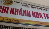 Khánh Hòa: 38 đơn tố cáo Công ty đa cấp Phúc Gia Bảo