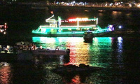 Chìm tàu chở khách du lịch trên sông Hàn, cứu sống 43 người, 4 người mất tích trong đó có 2 trẻ nhỏ