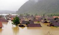 Thiệt hại hơn 7.000 tỷ đồng do mưa lũ ở miền Trung và Tây Nguyên