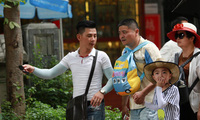 Khách Trung Quốc đến ngân sách thu không đáng kể
