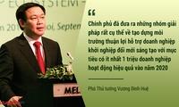 """Chính phủ Việt Nam và chuyên gia Israel bàn chuyện khởi nghiệp: """"Không bao giờ chấp nhận câu trả lời không!"""""""