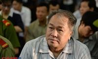 Phiên tòa sáng 30/8: Nói lời sau cùng, Phạm Công Danh và Phan Thành Mai vẫn một mực xin tội cho nhân viên