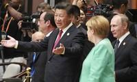 Điều đặc biệt của bức ảnh chụp các nhà lãnh đạo tại G20 Trung Quốc