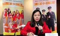 Vietjet mở đường bay Hà Nội – Busan