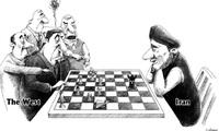 Iran gõ cửa Lục địa già