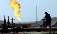 Giá dầu giảm do bị chốt lời