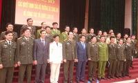 Tân Giám đốc Công an Hà Nội nói gì trong ngày nhậm chức?