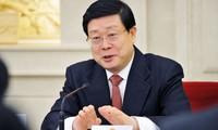 """Thêm một quan chức cấp cao Trung Quốc """"ngã ngựa"""""""