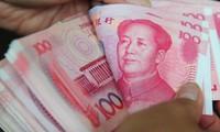 Trước áp lực từ đồng USD, NHTW Trung Quốc hạ tỷ giá xuống thấp nhất kể từ 2010