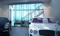 """Tòa nhà xa xỉ nhất thế giới, có thang máy riêng """"cõng"""" siêu xe lên tận phòng"""