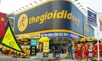 7 tháng Thế giới Di động chạm mốc 1.000 siêu thị, LNST hơn 980 tỷ đồng