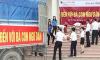 Agribank hỗ trợ ngư dân tại các tỉnh miền Trung