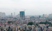 Biệt thự, chung cư phát triển như nấm ở quận Hà Đông