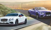Bentley ra mắt Continental bản đặc biệt