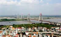 Hà Nội kiểm tra đồng loạt việc thực hiện thu hồi đất Dự án xây dựng cầu Nhật Tân