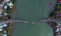 Khởi tố, bắt giam chủ tàu và lái tàu chính tông sập cầu Ghềnh
