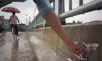 Thực hư cầu 65 tỉ đồng tại Hà Nội xây bằng 'bê tông cốt xốp'