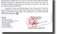 Cải tạo chung cư B6 Giảng Võ (Hà Nội): Dân mòn mỏi chờ nhà!