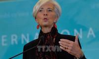 Bà Lagarde được bầu lại làm Tổng Giám đốc điều hành IMF