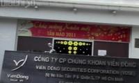 Đình chỉ hoạt động của CTCP Chứng khoán Viễn Đông