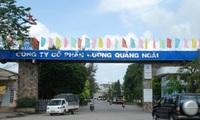 Đường Quảng Ngãi - đơn vị chủ quản của Vinasoy chuẩn bị đăng ký lên sàn Upcom