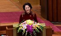 Quốc hội chia sẻ khó khăn, mất mát với đồng bào miền Trung