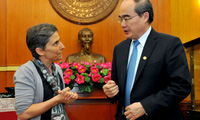 Thụy Sĩ ủng hộ Việt Nam ký FTA với khối EFTA