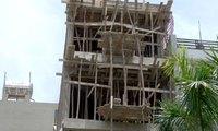 Đình chỉ các hoạt động xây dựng trái phép tại Dự án Đại Thanh