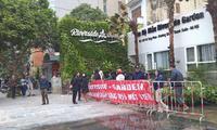 Dự án 349 Vũ Tông Phan tiếp tục bị cổ đông thâu tóm