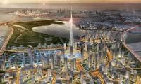 Tòa tháp cao nhất thế giới, cao hơn tòa Burj Khalifa trông như thế nào?