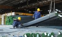 Việt Nam mua nhiều thép từ Trung Quốc bất chấp giá liên tiếp tăng