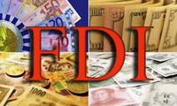 Vốn FDI vào Việt Nam sắp cán mốc 15 tỷ USD