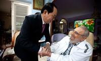 Việt Nam để quốc tang nhà lãnh đạo Cuba Fidel Castro ngày 4/12