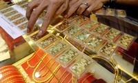 Giá vàng quay đầu tăng mạnh sau 2 phiên giảm liên tiếp