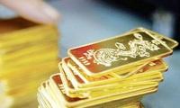 Cuối tuần, giá vàng vụt tăng trở lại