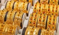 Giá vàng đảo chiều tăng mạnh phiên đầu tuần