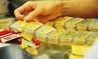 Giá vàng lình xình quanh mốc 36,5 triệu đồng/lượng