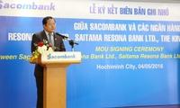 Sacombank hợp tác với tập đoàn tài chính lớn thứ 4 tại Nhật Bản